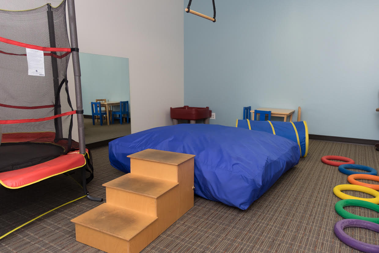 Clinic pediatric physical therapy - Blueroom